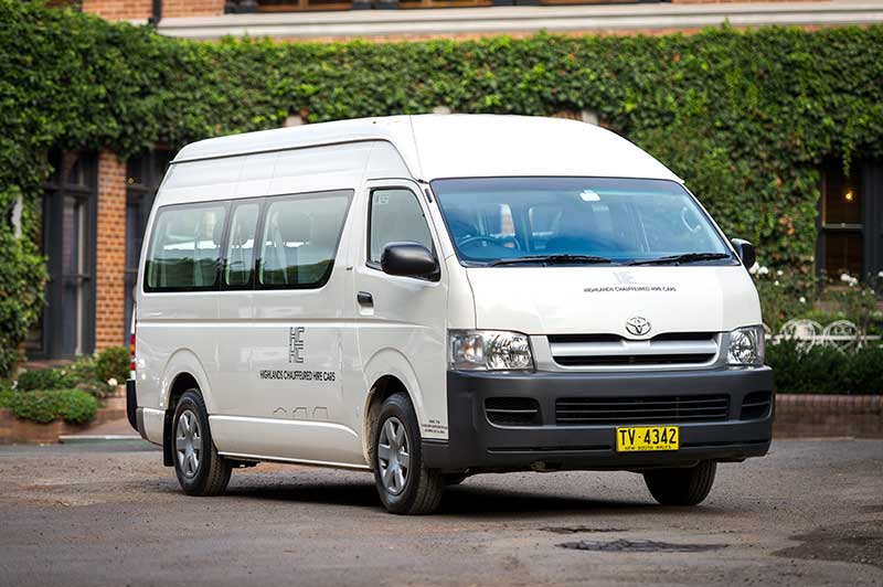 The Highlands Tour Co, Mini van wine tours